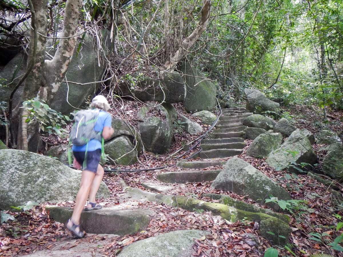 Hiking in Penang National Park