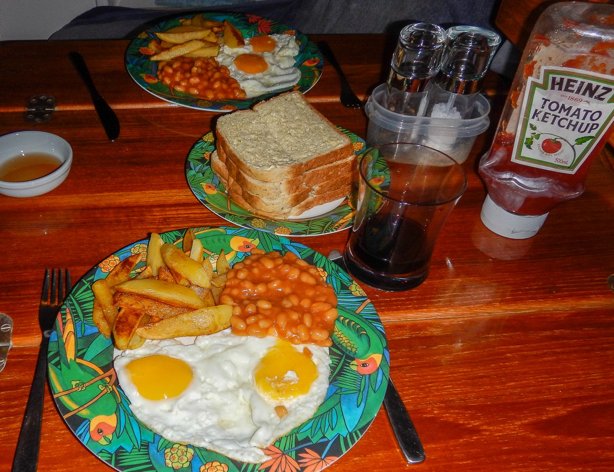 Egg & Chips - The Ultimate Comfort Food