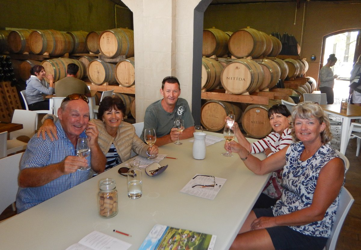 Wine Tasting in Durbanville Hills