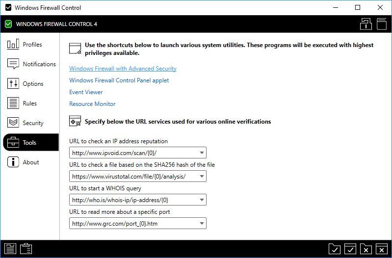 Iridium, Windows 10 and Firewalls